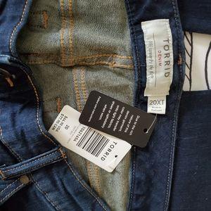 torrid Jeans - Torrid bootcut brand new 20XT jeans